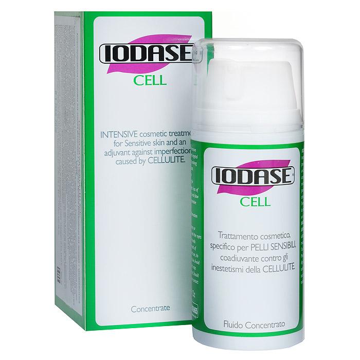 Iodase Сыворотка для тела Cell, для лечения целлюлита, 100 млА923367294Концентрированная сыворотка Iodase Cell предназначена для лечения целлюлита 1 и 2 стадии. Продукт рекомендован для женщин с чувствительной кожей. Благодаря особому везикулярному переносчику в подкожно-жировой слой проводятся L-Карнитин, карнозин и никотиновая кислота. Эти вещества усиливают метаболизм и энергетический обмен в клетках, ускоряя процессы расщепления липидов и препятствуя их отложению в жировые депо. Сыворотка отлично воздействует на кожу с видимыми признаками целлюлита, направленно действуя на уменьшение внешних неровностей, заметно выравнивая кожу. Сыворотка тонизирует дряблую кожу и заметно разглаживает ее. Применение : наносить сильными массажными движениями снизу вверх на зоны голеней, бедер и ягодиц до полного впитывания средства 2-3 раза в день (строго на чистую кожу сразу после душа). Результат становится заметен после 6-8 недель применения.