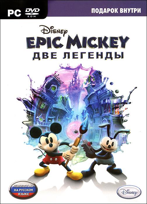 Zakazat.ru: Disney Epic Mickey. Две легенды