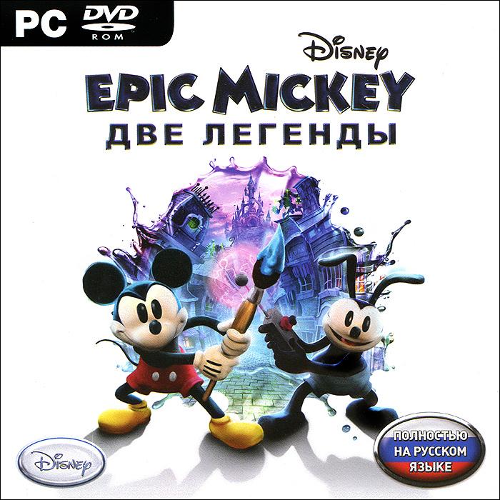 Disney Epic Mickey. Две легенды