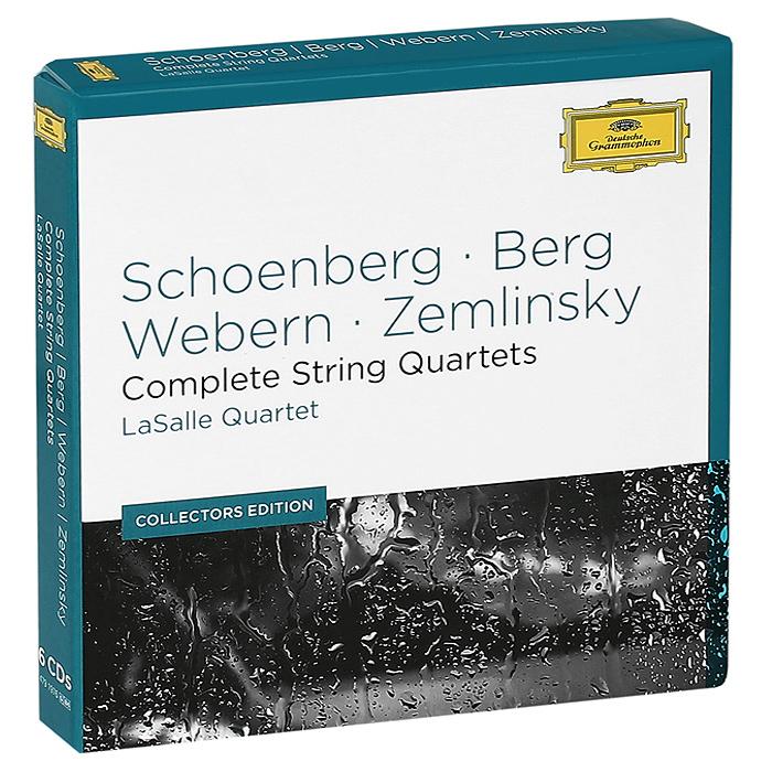 Диски упакованы в картонные конверты и вложены в картонную коробку. Издание содержит 24-страничный буклет с дополнительной информацией на английском, немецком и французском языках.