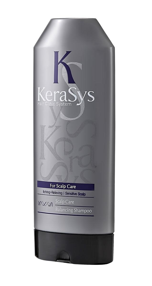 Kerasys Шампунь для волос Лечение кожи головы, 200 г869642Специально разработанная формула для сухой и чувствительной кожи головы, склонной к появлению перхоти и зуда. Мягко очищает, не вызывая раздражения. Придает ухоженный и здоровый вид волосам. Формула с применением климбазола и салициловой кислоты эффективно устраняет и предотвращает появление перхоти и зуда. Экстракт лилии восстанавливает водный баланс кожи головы. Экстракт лаванды поможет снять напряжение и успокоить чувствительную кожу головы. Kerasys – это линия средств профессионального уровня для ухода за различными типами волос в домашних условиях.