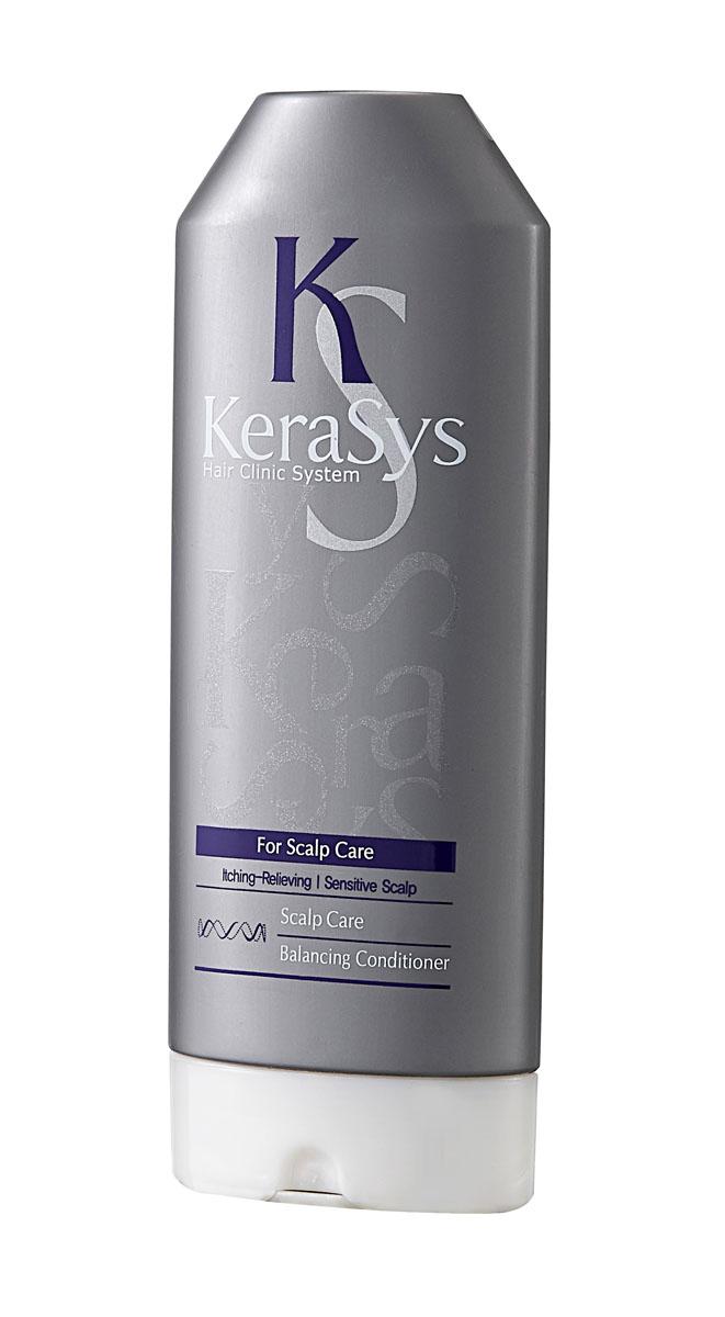 Kerasys Кондиционер для волос Лечение кожи головы, 200 мл869673Специально разработанная формула для сухой и чувствительной кожи головы склонной к появлению перхоти и зуда. Мягко очищает, не вызывая раздражения. Придает ухоженный и здоровый вид волосам. Формула с применением климбазола и салициловой кислоты эффективно устраняет и предотвращает появление перхоти и зуда. Экстракт лилии восстанавливает водный баланс кожи головы. Экстракт лаванды поможет снять напряжение и успокоить чувствительную кожу головы. Kerasys - это линия средств профессионального уровня для ухода за различными типами волос в домашних условиях.