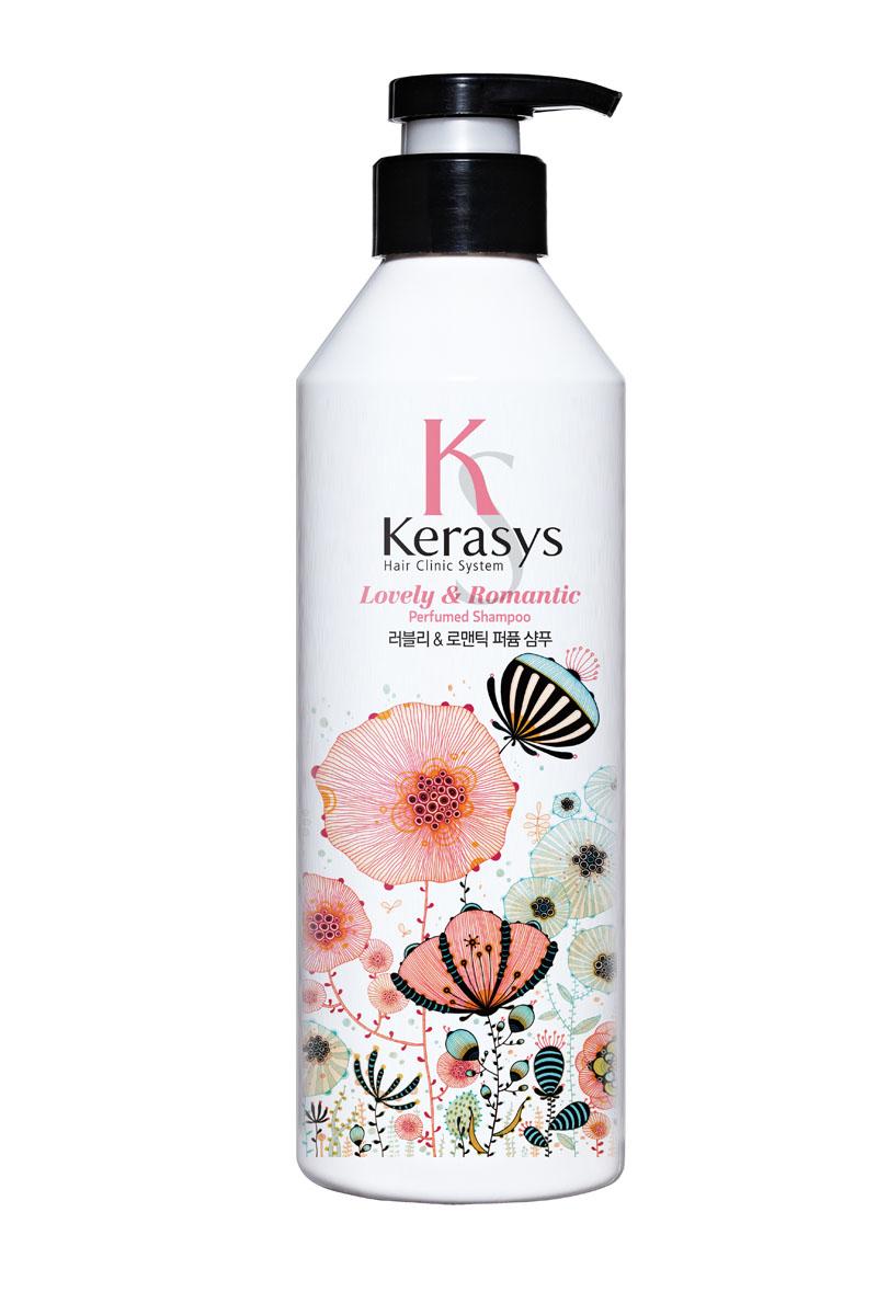 Kerasys Шампунь для волос Perfumed. Романтик, 600 мл992708Специально разработанная формула для поврежденных волос с секущимися концами, восстанавливает структуру волос по всей длине, уменьшает сечение и ломкость. Волосы обретают жизненную силу, блеск и эластичность. Содержит богатые витаминами экстракты цветов базилика и маргаритки. Аромат: романтичный и чувственный, он прекрасен и неповторим словно первая любовь. Едва уловимые нотки жасмина и магнолии подарят ощущение счастья и блаженства. Парфюмерная композиция: Начальная нота: цветы апельсина, цветы белого персика, фрезия. Средняя нота: жасмин, магнолия, маргаритка, ландыш. Нижняя нота: кедр, белый мускус, амбра. Характеристики: Объем: 600 мл. Артикул: 992708. Производитель: Корея. Товар сертифицирован.