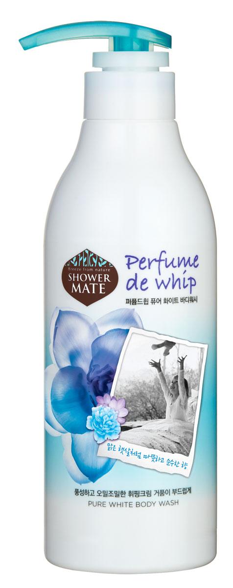 Shower Mate Гель для душа Perfume De Whip, 500 г996706Гель для душа Shower Mate Perfume De Whip образует мягкую пышную пену, словно взбитые сливки. Богатый минералами экстракт ройбуша питает и заряжает энергией кожу. Легкий цветочно-фруктовый аромат поднимет настроение. Аромат чистый и свежий, словно прохлада раннего весеннего утра. Придаст вам невероятный шарм и неповторимое очарование. Характеристики: Вес: 500 г. Артикул: 996706. Производитель: Корея. Товар сертифицирован.