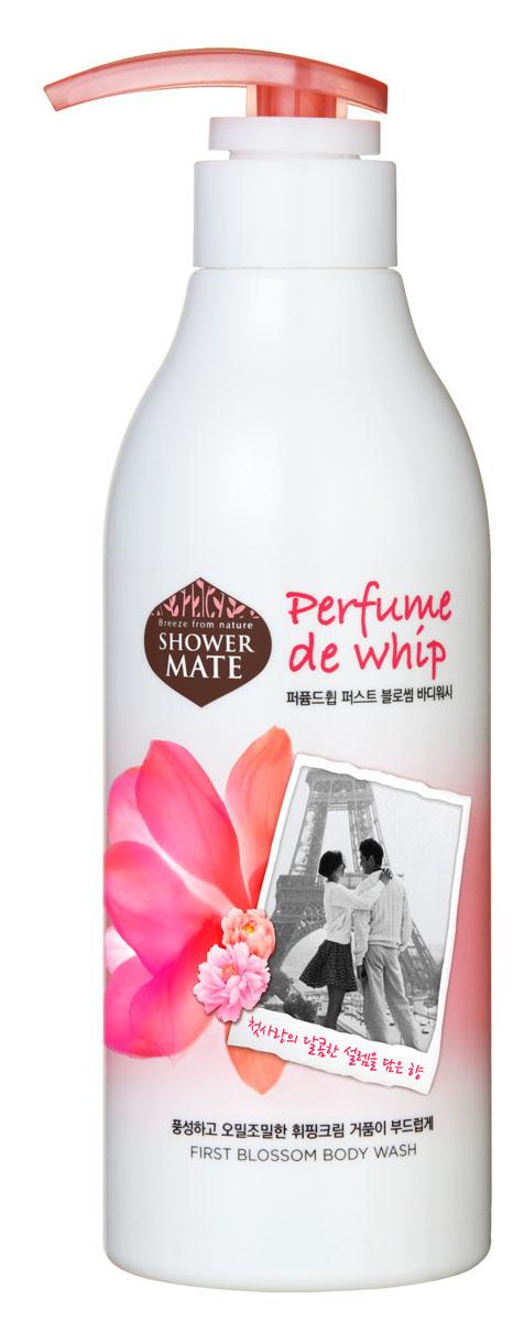 Shower Mate Гель для душа Perfume De Whip. Романтик, 500 г996713Гель для душа Shower Mate Perfume De Whip. Романтик образует мягкую пышную пену, словно взбитые сливки. Богатый минералами экстракт ройбуша питает и заряжает энергией кожу. Легкий цветочно-фруктовый аромат поднимет настроение. Аромат романтичный и чувственный, он прекрасен и неповторим словно первая любовь. Едва уловимые нотки жасмина, розы и спелого яблока подарят ощущение счастья и блаженства. Характеристики: Вес: 500 г. Артикул: 996713. Производитель: Корея. Товар сертифицирован.