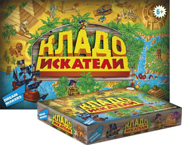 Dream Makers Настольная игра Кладоискатели