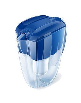 Фильтр-кувшин для воды Аквафор Гратис, цвет: синийФильтр-кувшин Барьер Эко цвет: янтарьФильтр для воды Аквафор Гратис – это современный дизайн и небольшие габариты. Универсальный фильтрующий модуль с бактерицидной добавкой. Что еще нужно от фильтра кувшинного типа? Используется универсальный сменный фильтрующий модуль В100-5, надежно очищающий воду от хлора, органических соединений, бактерий и других примесей. Компания Аквафор создавалась как высокотехнологическая производственная фирма, охватывающая все стадии создания продукции от научных и конструкторских разработок до изготовления конечной продукции. Основное правило Аквафор – стабильно высокое качество продукции и высокие технологии, поэтому техническое обновление производства происходит каждые 3-4 года, для чего покупаются новые модели машин и аппаратов. Собственное производство уникальных сорбентов и постоянный контроль на всех этапах производства позволяют Аквафору выпускать высококачественный продукт, известность которого на рынке быстро растeт.