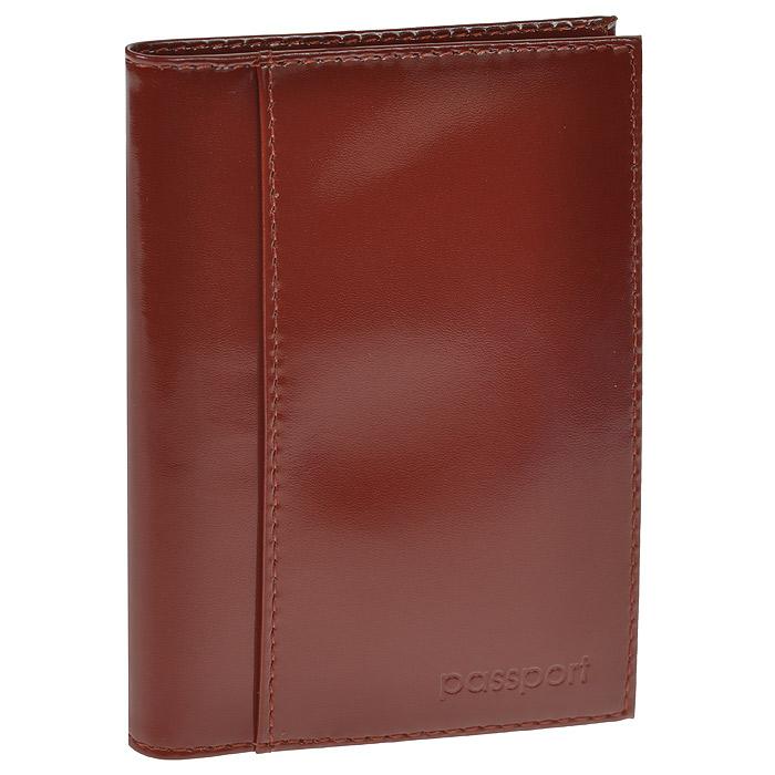 Обложка для паспорта Befler, цвет: коричневый. О.21.-1O.21.-1.cognacОбложка для паспорта Befler выполнена из натуральной кожи коричневого цвета и оформлена горизонтальным тиснением Passport. Внутри имеет вертикальный карман из прозрачного пластика и вертикальный карман из кожи. Также, на лицевой стороне, имеет дополнительный скрытый карман. Обложка для паспорта не только поможет сохранить внешний вид ваших документов и защитить их от повреждений, но и станет стильным аксессуаром, идеально подходящим Вашему образу.