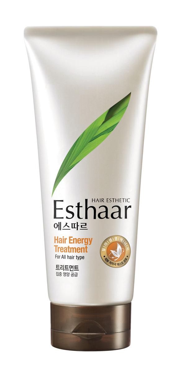 Esthaar Маска Энергия, для всех типов волос, 200 мл978887Esthaar разработан по новейшей запатентованной технологии с применением молодых побегов целебных трав, известных своей высокой концентрацией лечебных веществ. Богатая 12 видами витаминов и минералов, маска укрепляет корень и стержень волос, наполняет его жизненной силой и энергией, тем самым уменьшает ломкость и потерю. Придает блеск волосам. Состоит на 99% из растительных очищающих компонентов, что делает ее низкоаллергенной. Имеет сертификат LOHAS (Lifestyles Of Health And Sustainability), что подтверждает ее безопасность для здоровья человека и окружающей среды. Характеристики: Объем: 200 мл. Артикул: 978887. Производитель: Корея. Товар сертифицирован.