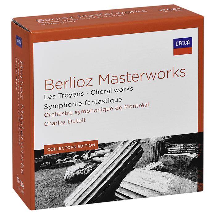 Zakazat.ru: Charles Dutoit, Orchestre Symphonique de Montreal. Berlioz. Masterworks (17 CD)