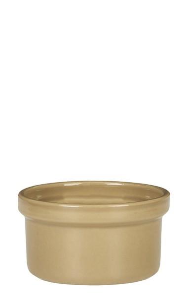 Рамекин Emile Henry Natural Chic, цвет: мускат, диаметр 9,5 см961028Рамекин Emile Henry Natural Chic выполнен из высококачественной огнеупорной керамики, покрытой с внешней стороны стеклянной глазурью. Рамекин предназначен как для готовки, так и для сервировки отдельных порций. Идеально подходит для кухни в загородном доме. Высокопрочная керамика великолепно распределяет и сохраняет тепло, что и требуется для приготовления помадок, гратенов, рассыпчатых и открытых пирогов. Форма не боится перепадов температур, и ее можно ставить в духовку сразу после того, как она была вынута из морозильной камеры. Покрытие формы устойчиво к появлению сколов и царапин, а его цвет остается ярким даже после многократного использования в посудомоечной машине. Можно использовать в морозильной камере, микроволновой печи и духовом шкафу. Форма подойдет и для сервировки стола. Диаметр: 9,5 см. Высота стенок: 5 см.