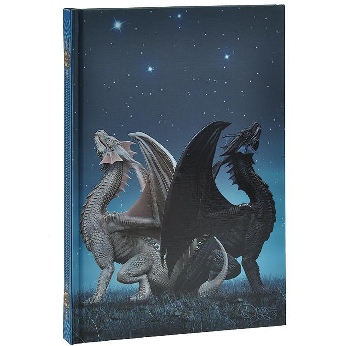 """Дневник для записей Lo Scarabeo """"Драконис"""". JOU22"""