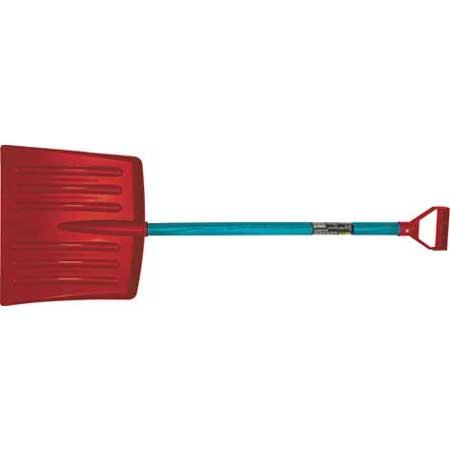Лопата для уборки снега FIT, 30,5 см х 27 см х 88 см