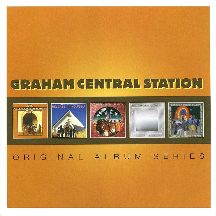 Zakazat.ru: Craham Central Station. Original Album Series (5 CD)