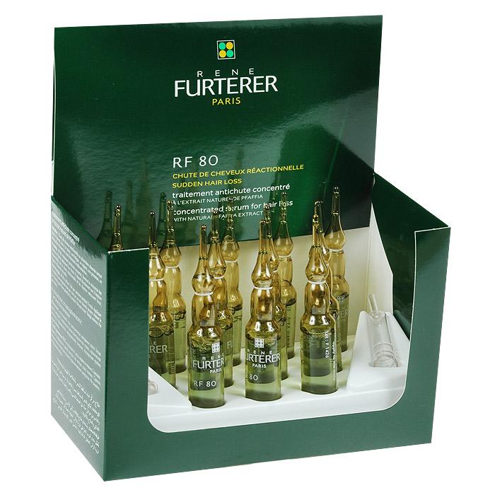 Rene Furterer Комплекс Forticia от выпадения волос, RF 80, 12х5 мл