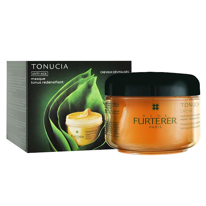Rene Furterer Маска Tonucia для волос, тонизирующая, 200 мл3282779359887Тонизирующая маска Rene Furterer Tonucia делает волосы сильными, увеличивает их объем. Придает тонус и легкость уставшим, безжизненным волосам. Результаты заметны уже после первого применения: восстановленные изнутри волосы, наполненные силой и энергией. Маска с приятным ароматом манго! Применение : нанести небольшое количество маски на чистые, чуть влажные волосы и равномерно распределить по длине волос. Оставить на 2-5 минут, затем тщательно смыть. Подходит для частого использования. Характеристики: Объем: 200 мл. Артикул: 514444. Производитель: Франция. Марка Rene Furterer входит в группу фармацевтических лабораторий группы Pierre Fabre, специализирующихся на фитокосметологии, исследовательские центры которых занимаются разработкой средств по капиллярному уходу. Быстрый и видимый результат достигается благодаря активным растительным компонентам. Уход от Rene Furterer преображает Ваши волосы, дает им...
