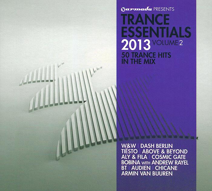 Trance Essentials 2013. Volume 2 (2 CD) 2 Audio CD