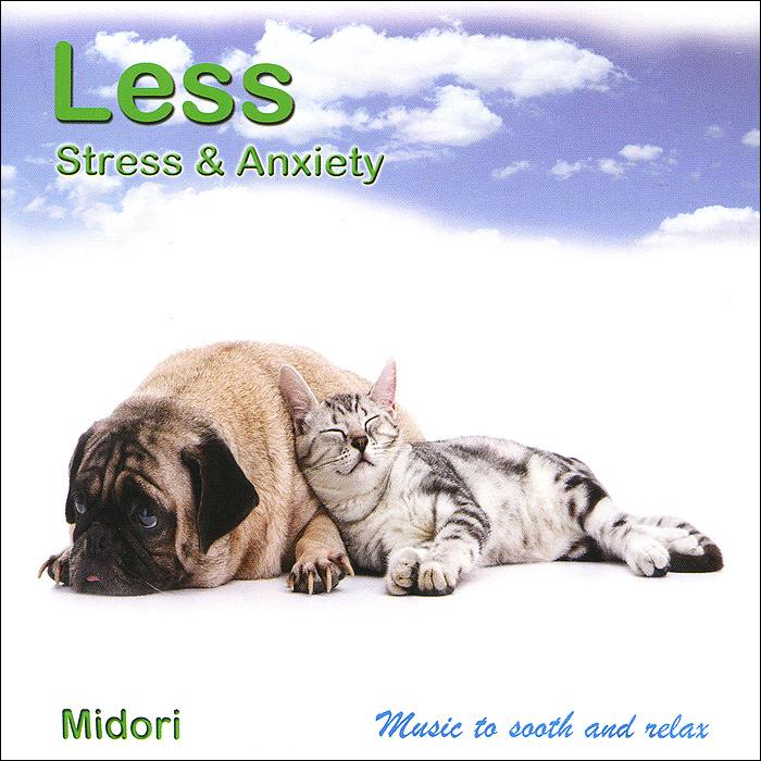 Zakazat.ru: Midori. Less Stress & Anxiety