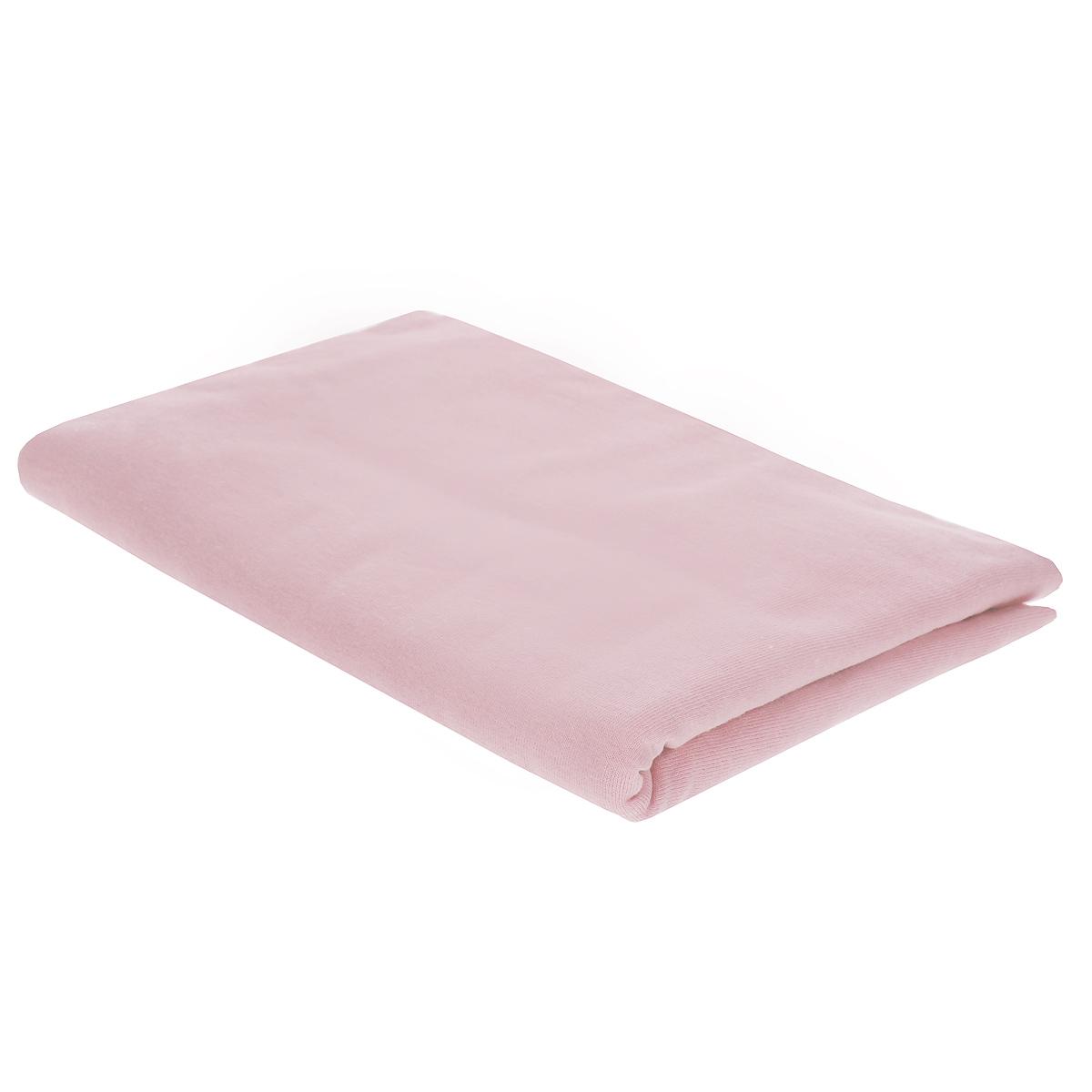 Пеленка трикотажная Трон-Плюс, цвет: розовый, 120 см х 90 см5401 рДетская пеленка Трон-Плюс подходит для пеленания ребенка с самого рождения. Она невероятно мягкая и нежная на ощупь. Пеленка выполнена из кулирки - тонкого трикотажного материала из хлопка гладкого покроя. Такая ткань прекрасно дышит, она гипоаллергенна, почти не мнется и не теряет формы после стирки. Мягкая ткань укутывает малыша с необычайной нежностью. Пеленку также можно использовать как легкое одеяло в жаркую погоду, простынку, полотенце после купания, накидку для кормления грудью или солнцезащитный козырек. Ее размер подходит для пеленания даже крупного малыша. Характеристики: Размер пеленки: 120 см x 90 см.