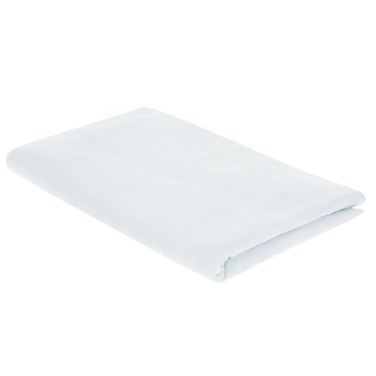 Пеленка трикотажная Трон-Плюс, цвет: белый, 120 см х 90 см5401 бДетская пеленка Трон-Плюс подходит для пеленания ребенка с самого рождения. Она невероятно мягкая и нежная на ощупь. Пеленка выполнена из кулирки - тонкого трикотажного материала из хлопка гладкого покроя. Такая ткань прекрасно дышит, она гипоаллергенна, почти не мнется и не теряет формы после стирки. Мягкая ткань укутывает малыша с необычайной нежностью. Пеленку также можно использовать как легкое одеяло в жаркую погоду, простынку, полотенце после купания, накидку для кормления грудью или солнцезащитный козырек. Ее размер подходит для пеленания даже крупного малыша. Характеристики: Размер пеленки: 120 см x 90 см.