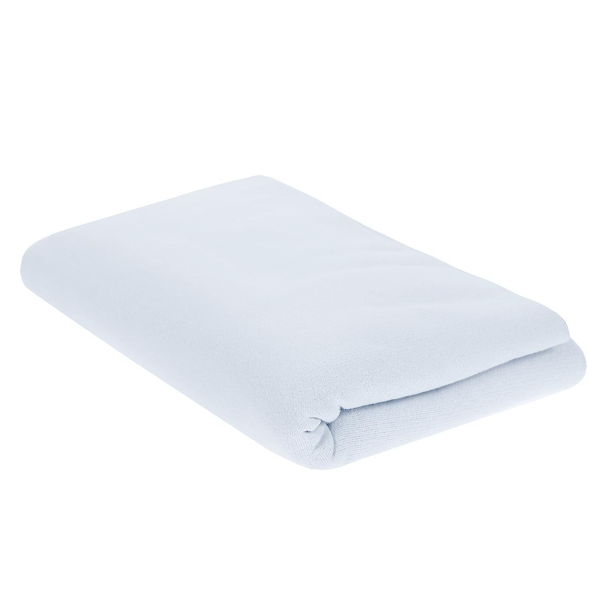 Пеленка детская Трон-Плюс, цвет: белый, 120 см х 90 см5411 бДетская пеленка Трон-Плюс подходит для пеленания ребенка с самого рождения. Она невероятно мягкая и нежная на ощупь. Пеленка выполнена из футера - хлопчатобумажной ткани с небольшим начесом с изнаночной стороны. Такая ткань прекрасно дышит, она гипоаллергенна, обладает повышенными теплоизоляционными свойствами и не теряет формы после стирки. Мягкая ткань укутывает малыша с необычайной нежностью. Пеленку также можно использовать как легкое одеяло в теплую погоду, простынку, полотенце после купания, накидку для кормления грудью или как согревающий компресс при коликах. Ее размер подходит для пеленания даже крупного малыша. Характеристики: Размер пеленки: 120 см x 90 см.
