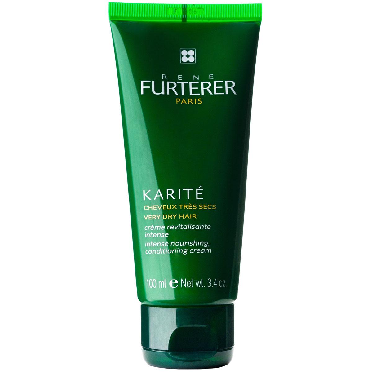 Rene Furterer Шампунь Karite для волос, питательный, 150 мл3282779314060Шампунь Rene Furterer Karite предназначен для очень сухой кожи головы и волос. Обогащен восстанавливающими, питательными и сглаживающими компонентами. Придает необыкновенную мягкость и эластичность сухим и непослушным волосам. Облегчает расчесывание волос и делает их гладкими и шелковистыми. Активные компоненты : Масло карите. Кокосовое масло защищает кутикулу от механического и химического воздействия в процессе мытья, сушки, укладки. Cimentrio. Фосфолипиды. Катионные кондиционеры распутывают волосы и облегчают их расчесывание.