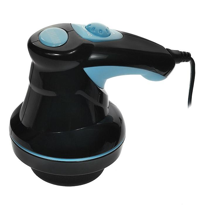Массажер для тела BodyKraft M-43, цвет: голубойM-43Массажер BodyKraft M-43 является универсальным лечебно-профилактическим средством, способствующим укреплению здоровья. Предназначен для поддержания высокого уровня функционального состояния организма, повышения общего тонуса, улучшения деятельности всех органов и систем. Под влиянием вибрационного массажа расширяется рабочая капиллярная сеть, и раскрываются резервные капилляры. Это способствует лучшему кровообращению массируемых участков тела, а также посредством рефлекторных механизмов и других областей тела. Ток лимфы ускоряется в 7-8 раз, соответственно быстрее выводятся шлаки, продукты жизнедеятельности, ускоряются обменные процессы. Воздействие на рефлексогенные зоны, расположенные на коже, вызывает ответные реакции со стороны внутренних органов. Образующиеся на участке воздействия биологически активные вещества (гистамин, ацетилхолин и др.) разносятся с током крови и лимфы, оказывая стимулирующее влияние на организм. Положительные реакции, возникающие при вибрационном...