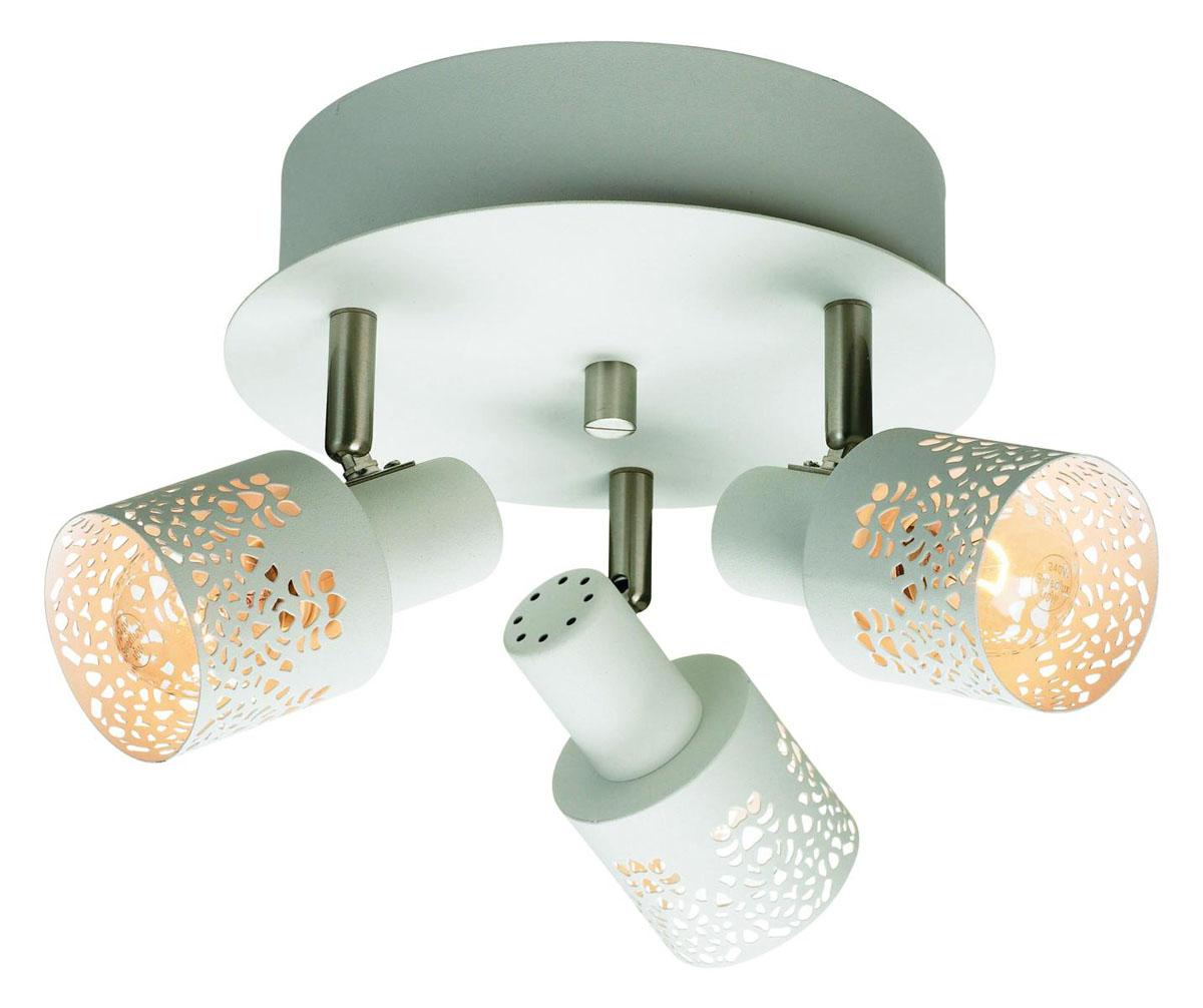 Светильник настенно-потолочный MarksLojd Oland. 103059103059Настенно-потолочный светильник MarksLojd Oland выполненный в стиле модерн отлично впишется в интерьер Вашего дома. Он хорошо смотрится в современном помещении. Для безопасной и надежной коммутации светильника в сеть на корпусе светильника установлена клеммная колодка. Светильник дает яркий ровный сфокусированный световой поток в выбранном направлении. Светильники и люстры - предметы, без которых мы не представляем себе комфортной жизни. Сегодня функции люстры не ограничиваются освещением помещения. Она также является центральной фигурой интерьера, подчеркивает общий стиль помещения, создает уют и дарит эстетическое удовольствие.