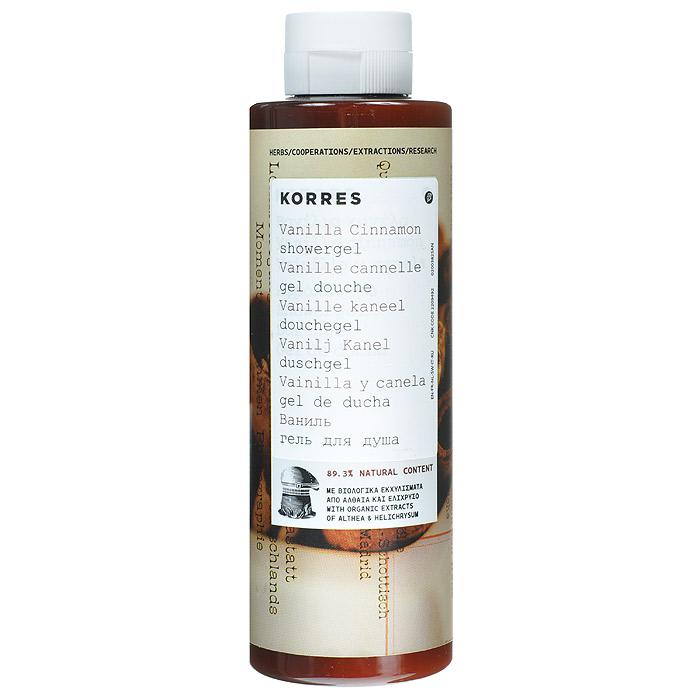Korres Гель для душа Ваниль и корица, 250 мл5203069043208Кремовое прикосновение с пульсирующим древесным оттенком, которое дополняется сладостью ванили. Гель для душа, превращающийся в кремовую пену, с потрясающим длительным увлажняющим эффектом. Протеины пшеницы образуют защитную пленку на коже, тем самым поддерживая уровень увлажненности кожи. Активный алоэ, богатый витаминами C и E, цинк и антиоксидантные энзимы, укрепляют иммунную систему кожи. Благодаря стимулированию синтеза коллагена и эластина, активный алоэ устраняет видимые признаки преждевременного старения. Характеристики: Объем: 250 мл. Артикул: 5203069043208. Производитель: Греция. Товар сертифицирован.