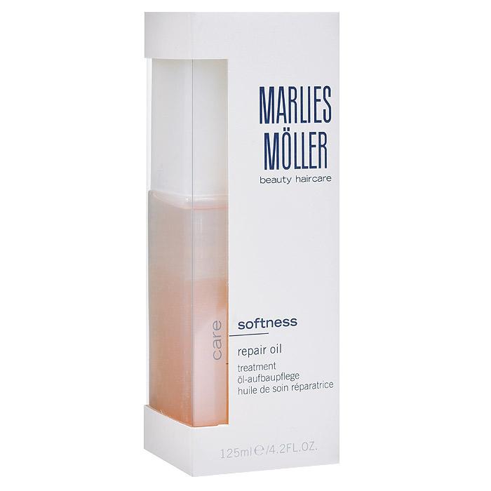 Marlies Moller Масло-спрей Softness для восстановления волос, 125 мл104949MMsИнтенсивный, питательный 2-х фазный спрей Marlies Moller Softness с маслами Пассифлоры и Камелии Сатива. Придает волосам блеск и мягкость, делает их послушными и сияющими. Обладает эффектом anti-frizz. Защищает волосы от теплового воздействия при укладке и повреждающих факторов окружающей среды. Применение : взболтайте и мгновенно нанесите небольшое количество средства непосредственно из флакона или с помощью рук на влажные волосы по всей длине и на кончики. Не смывайте. Затем укладывайте волосы как обычно.