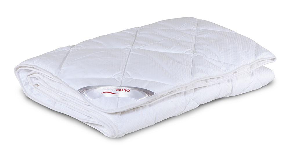 Одеяло облегченное OL-Tex Богема, наполнитель: микроволокно OL-tex, цвет: белый, 140 см х 205 смОЛС-15-2Чехол облегченного одеяла OL-Tex Богема выполнен из мягкого приятного на ощупь сатина-страйп. Наполнитель - высокосиликонизированное микроволокно OL-tex, которое является усовершенствованным аналогом наполнителя Лебяжий пух. Лебяжий пух - это современный заменитель натурального лебяжьего пуха. Искусственный Лебяжий пух сохраняет непревзойденную мягкость и легкость природного материала, но еще обладает и рядом новых достоинств. Лебяжий пух не вызывает аллергии, в изделиях с таким наполнителем не заводится клещ, бактерии, гнили. За подушками и одеялами очень легко ухаживать - их можно стирать в машинке, они быстро и полностью высыхают. Легкое, почти невесомое одеяло, с нежнейшим наполнителем Ol-Tex идеально подходит для сна. Одеяло из коллекции Богема обладает прекрасными терморегулирующими свойствами, гиппоаллергенно. Сохраняет форму и объем даже при многократных стирках. Одеяло OL-Tex Богема - достойный выбор современной хозяйки! Рекомендации...