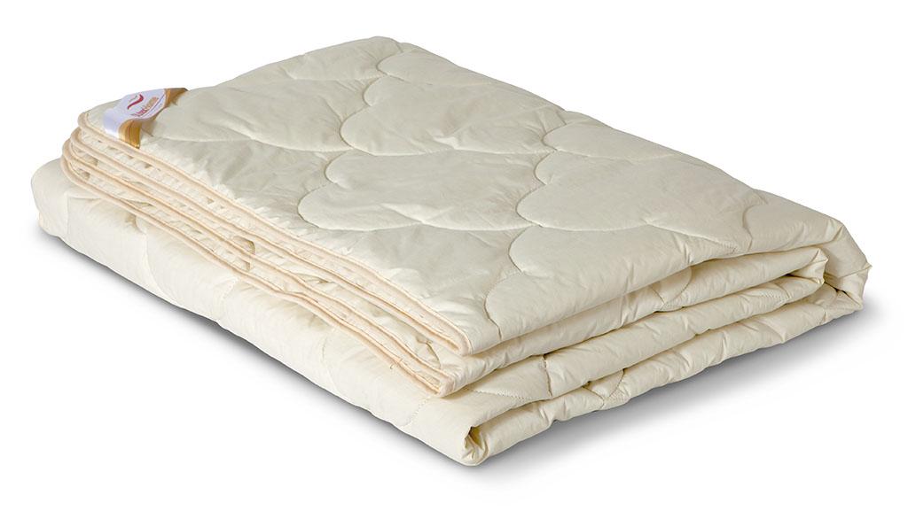 Одеяло облегченное OL-Tex Меринос, наполнитель: шерсть австралийского мериноса, цвет: сливочный, 140 см х 205 смОМТ-15-2Чехол облегченного одеяла OL-Tex Меринос выполнен из мягкого приятного на ощупь материала тик/перкаль сливочного цвета. Наполнитель - шерсть австралийского мериноса с полиэстером. Шерсть мериноса имеет множество достоинств. Мериносовая шерсть мягкая и эластичная, способна долгое время держать объем и форму, а благодаря естественному завитку отличается особой упругостью. Шерсть мериноса отличает высокая гигроскопичность, она способна впитывать до 33% влаги от своего объема, благодаря чему тело человека всегда остается в сухом тепле. В волокнах шерсти — миллионы воздушных подушечек, способствующих сохранению тепла и в холод, и в жару. Все эти качества шерсти мериноса служат залогом крепкого, здорового сна. Одеяло с шестью австралийского мериноса на любой сезон — уютное и теплое. Шерсть мериноса обладает целебными свойствами, благотворно воздействует на суставы. Одеяло упаковано в прозрачный пластиковый чехол на змейке с ручками, что является чрезвычайно удобным...