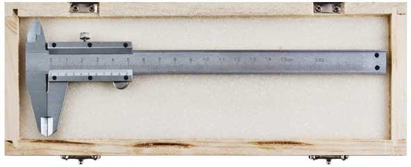 Штангенциркуль металлический нержавеющий Fit, 15 см19845Штангенциркуль Fit - основной измерительный инструмент инженера, слесаря, токаря, фрезеровщика и т. д. Благодаря удачной конструкции он прост в применении.