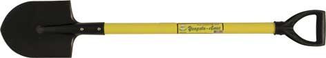 Лопата штыковая Калита, 106 см77214Лопата штыковая Калита может использоваться как на приусадебном участке, так и на стройке при работе с сыпучими материалами. Лезвие из высокоуглеродистой стали, покрытое порошковой краской. Металлический черенок с V-образной ручкой. Характеристики: Материал: пластик, сталь. Длина лопаты: 106 см. Размеры лопаты: 18,5 см х 23,5 см х 0,2 см. Размеры упаковки: 110 см х 18,5 см х 3 см.
