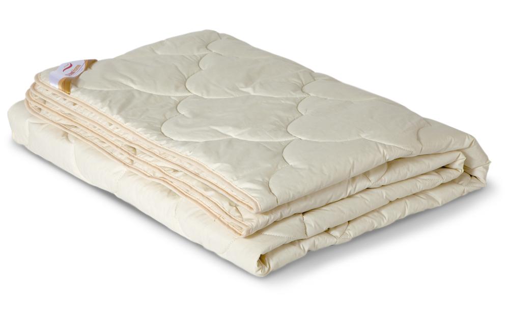 Одеяло облегченное OL-Tex Меринос, наполнитель: шерсть австралийского мериноса, цвет: сливочный, 172 см х 205 смОМТ-18-2Чехол облегченного одеяла OL-Tex Меринос выполнен из мягкого приятного на ощупь материала тик/перкаль сливочного цвета. Наполнитель - шерсть австралийского мериноса с полиэстером. Шерсть мериноса имеет множество достоинств. Мериносовая шерсть мягкая и эластичная, способна долгое время держать объем и форму, а благодаря естественному завитку отличается особой упругостью. Шерсть мериноса отличает высокая гигроскопичность, она способна впитывать до 33% влаги от своего объема, благодаря чему тело человека всегда остается в сухом тепле. В волокнах шерсти — миллионы воздушных подушечек, способствующих сохранению тепла и в холод, и в жару. Все эти качества шерсти мериноса служат залогом крепкого, здорового сна. Одеяло с шестью австралийского мериноса на любой сезон — уютное и теплое. Шерсть мериноса обладает целебными свойствами, благотворно воздействует на суставы. Одеяло упаковано в прозрачный пластиковый чехол на змейке с ручками, что является чрезвычайно удобным...