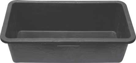 Кювета FIT, 60 л, 70 см х 39,5 см х 27,5 см04096Кювета FIT используется для перемешивания раствора. Толстые стенки, особо прочный пластик для больших нагрузок.