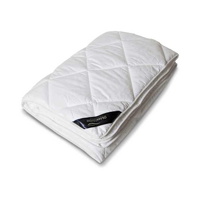 "Одеяло всесезонное OL-Tex ""Nano Silver"", цвет: белый, 200 см х 220 см"