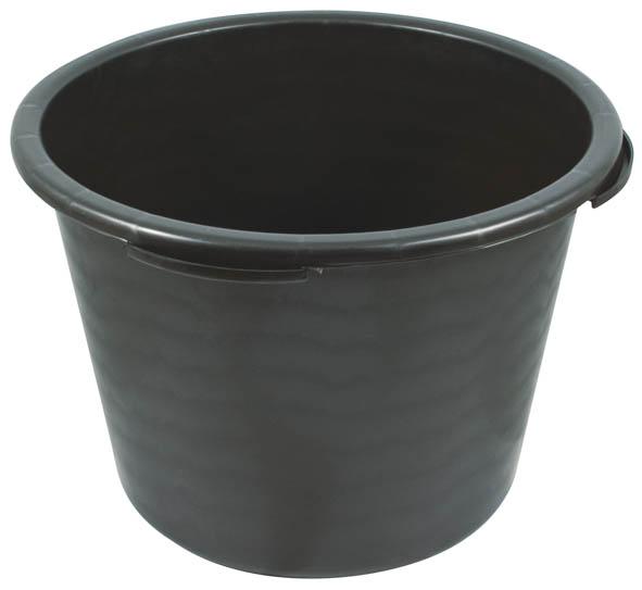 Кадка строительная FIT, 60 л04093Кадка строительная FIT используется для перемешивания раствора. Толстые стенки, особо прочный пластик для больших нагрузок. Характеристики: Материал: пластик. Объем: 60 л. Размер упаковки: 55 см х 55 см х 33 см.
