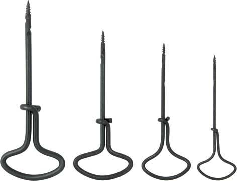 Набор буравчиков FIT, диаметр: 2 мм, 3 мм 4 мм, 5 мм, 4 шт