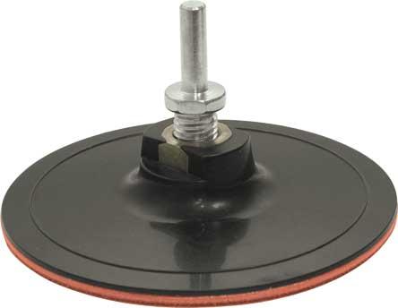 Диск шлифовальный с липучкой FIT, 125 мм. 39625
