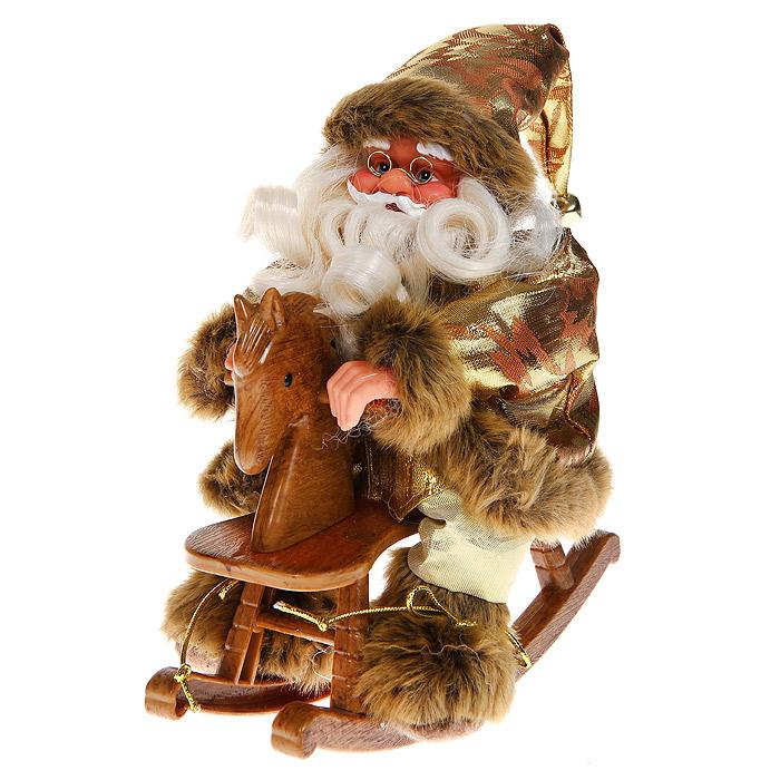 """Феникс-Презент Новогодняя декоративная фигурка """"Санта"""", 24 см. 31023"""