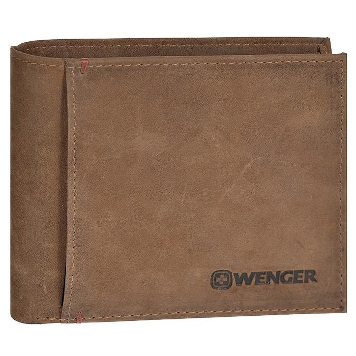 Портмоне Wenger, цвет: коричневый. WEW012.70WEW012.70Портмоне Wenger выполнено из натуральной кожи коричневого цвета. Внутри находятся два отделения для купюр, шесть отделений для кредитных карт, визиток и прочих мелких бумаг, два потайных кармана внутри и один на лицевой стороне. Это классическое портмоне непременно подойдет к вашему образу и порадует простотой и стилем. Портмоне упаковано в коробку из плотного картона с логотипом фирмы. По всем вопросам гарантийного и постгарантийного обслуживания рюкзаков, чемоданов, спортивных и кожаных сумок, а также портмоне марок Wenger и SwissGear вы можете обратиться в сервис-центр, расположенный по адресу: г. Москва, Саввинская набережная, д.3. Тел: (495) 788-39-96, (499) 248-56-56, ежедневно с 9:00 до 21:00. Подробные условия гарантийного обслуживания приведены в гарантийном талоне, поставляемым в комплекте с каждым изделием. Бесплатный ремонт изделий производится при условии предоставления гарантийного талона и товарного/кассового чека, подтверждающего дату...