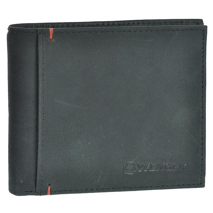 Портмоне Wenger без монетницы, цвет: черный. WEW012.11WEW012.11Портмоне Wenger выполнено из натуральной кожи черного цвета. Внутри находятся два отделения для купюр, шесть отделений для кредитных карт, визиток и прочих мелких бумаг, два потайных кармана внутри и один на лицевой стороне. Это классическое портмоне непременно подойдет к вашему образу и порадует простотой и стилем. Портмоне упаковано в коробку из плотного картона с логотипом фирмы. По всем вопросам гарантийного и постгарантийного обслуживания рюкзаков, чемоданов, спортивных и кожаных сумок, а также портмоне марок Wenger и SwissGear вы можете обратиться в сервис-центр, расположенный по адресу: г. Москва, Саввинская набережная, д.3. Тел: (495) 788-39-96, (499) 248-56-56, ежедневно с 9:00 до 21:00. Подробные условия гарантийного обслуживания приведены в гарантийном талоне, поставляемым в комплекте с каждым изделием. Бесплатный ремонт изделий производится при условии предоставления гарантийного талона и товарного/кассового чека, подтверждающего дату...