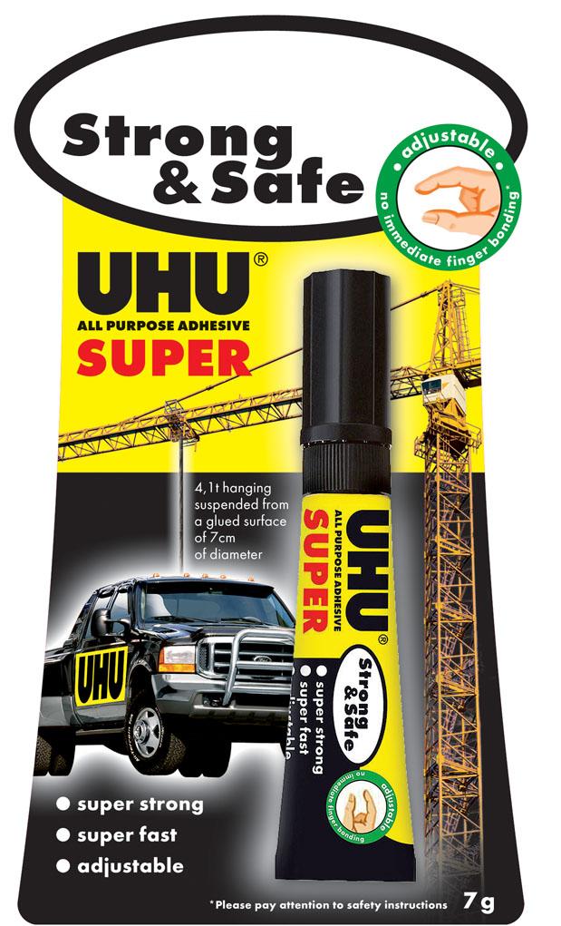 Клей UHU