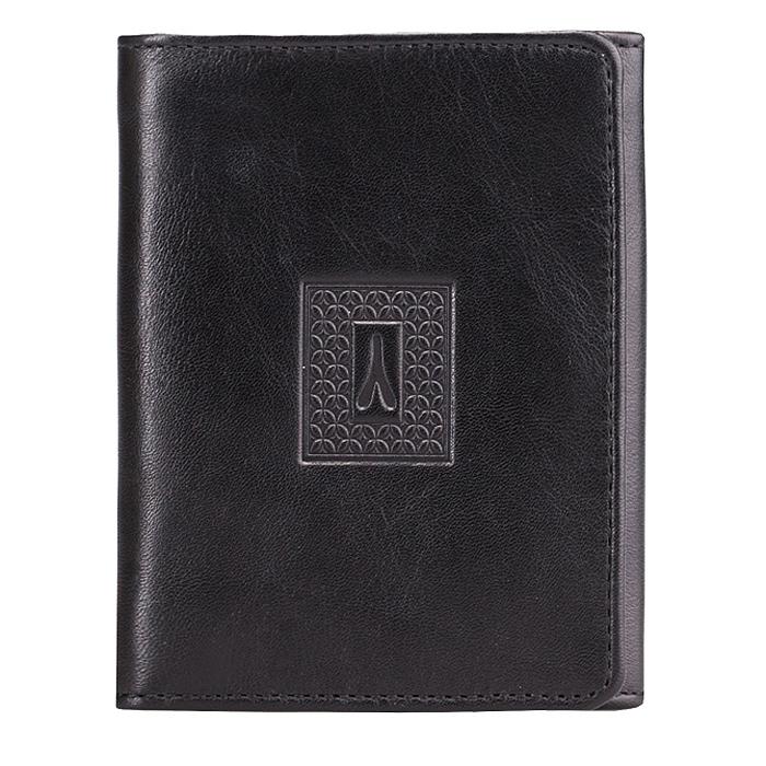 Портмоне женское Askent Must Have, цвет: черный. PJ.88.NLPJ.88.NL черныйЖенское портмоне Askent Must Have черного цвета, выполненное из натуральной кожи. На внутреннем развороте 2 кармана для купюр, 6 карманов для кредитных карт, 4 дополнительных кармана. Карман для мелочи на внешней стороне изделия закрывается на кнопку. Такое портмоне станет отличным подарком для человека, ценящего качественные и необычные вещи.