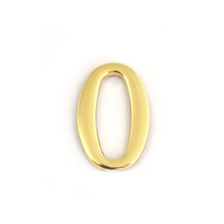 Цифра для обозначения номера квартиры 0, цвет: золотистый67290Цифра 0 для обозначения номера квартиры выполнена из золотистого металла. Устанавливается с помощью липкого слоя, нанесенного на обратную сторону изделия. Характеристики: Материал: металл. Цвет: золотистый. Размер цифры: 2,8 см х 4,3 см х 0,5 см. Размер упаковки: 12 см х 6 см х 0,7 см. Артикул: 67290.