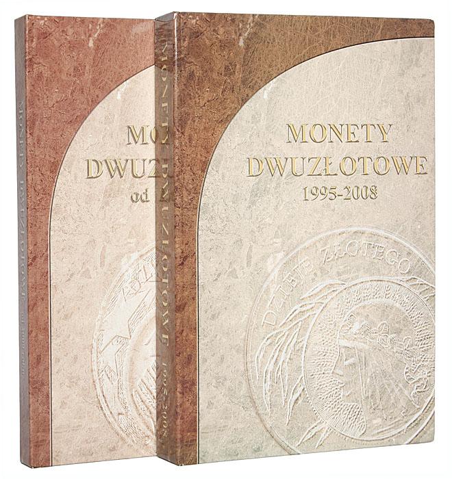 Альбом для монет номиналом 2 злотых в капсулах