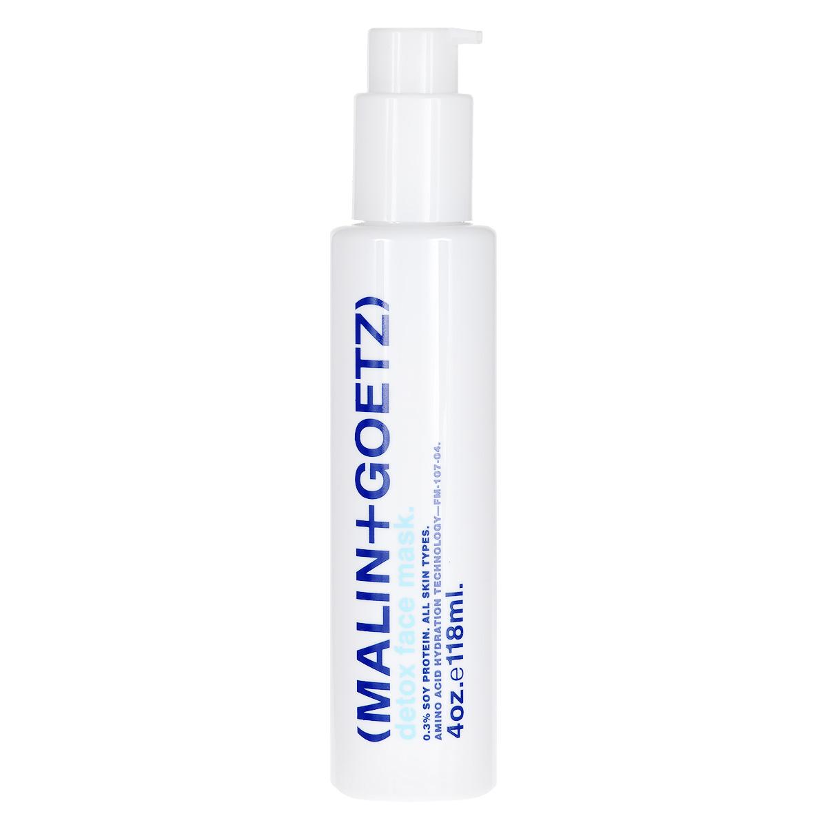 Malin+Goetz Маска-детокс для лица, 118 млMG063В состав пятиминутной пенящейся маски-геля Malin+Goetz входят инновационные, обогащенные кислородом ингредиенты (вместо обычных грубых очищающих веществ и обезвоживающей кожу глины), которые обеспечивают глубокое очищение пор и избавление от загрязнений, жира и макияжа, не вызывая раздражения кожи и не разрушая ее гидролипидный барьер. Витамин С стабилизирует кожу, витамин Е оказывает антиоксидантное действие, а соевый протеин укрепляет кожу и борется с процессами старения. Комплекс аминокислот и натуральный экстракт миндаля мягко эффективно очищают и успокаивают кожу, делая ее сияющей. Полностью смывается водой. Кожа становится гладкой и ровной. Характеристики: Объем: 118 мл. Производитель: США. Товар сертифицирован.