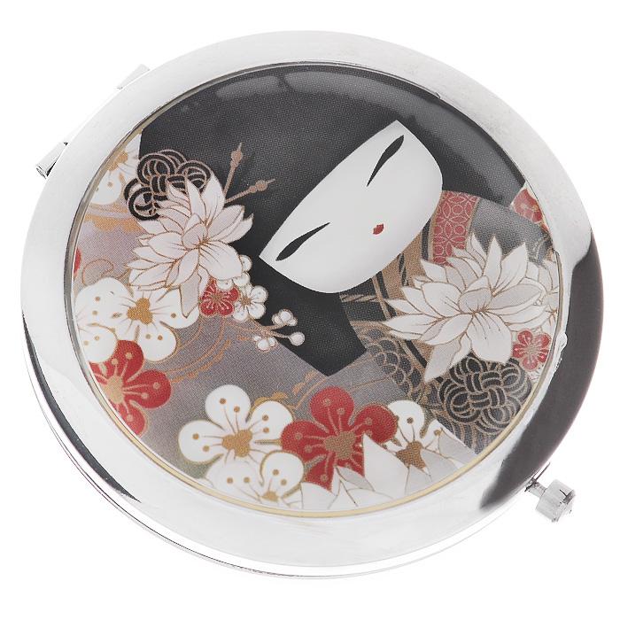 Карманное зеркало Kimmidoll Тацуми (Лидерство). KF0835KF0835Карманное зеркало Kimmidoll Тацуми (Лидерство) выполнено из металла, покрыто глазурью с внешней стороны и украшено рисунком очаровательной куколки Тацуми. Зеркало двойное: одна сторона обычная, вторая - увеличивающая. Зеркало упаковано в подарочную коробку. Карманное зеркальце - необычный и очень приятный подарок подруге, маме или коллеге. Привет, меня зовут Тацуми! Мой дух напористый и убедительный. Ваше сильное лидерское качество и способность вести за собой других - призывает мой дух. Пусть ваши усилия всегда приносят результат и благополучие в вашу жизнь и в жизни тех, кто вам помогает.