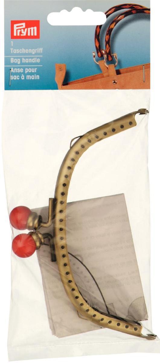 Застежка-фермуар Алегра, цвет: латунь, 12,5 х 8 х 1,2 см615164Застежка-фермуар Алегра, изготовленная из металла, имеет дугообразную форму и предназначена для пришивания к кошельку, маленькой сумочке или косметички. Застежка оснащена креплением для ручек. Если Вы решили сшить, связать или свалять себе сумочку, обратите внимание на этот замок, он будет прекрасным и удобным завершением Вашего шедевра. Фермуар (fermuar - франц.) является оформлением, рамкой-застежкой сумочки, сделанной своими руками. Именно фермуары придают сумочке вид настоящего функционального изделия. Фермуары - это не просто застежки, это стильный и необходимый элемент декора сумочки; это элегантное и изысканное украшение сумочек, кошельков, косметичек.